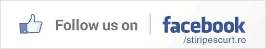 stiripescurt.ro poate fi accesat si de pe facebook. Stiri pe Scurt