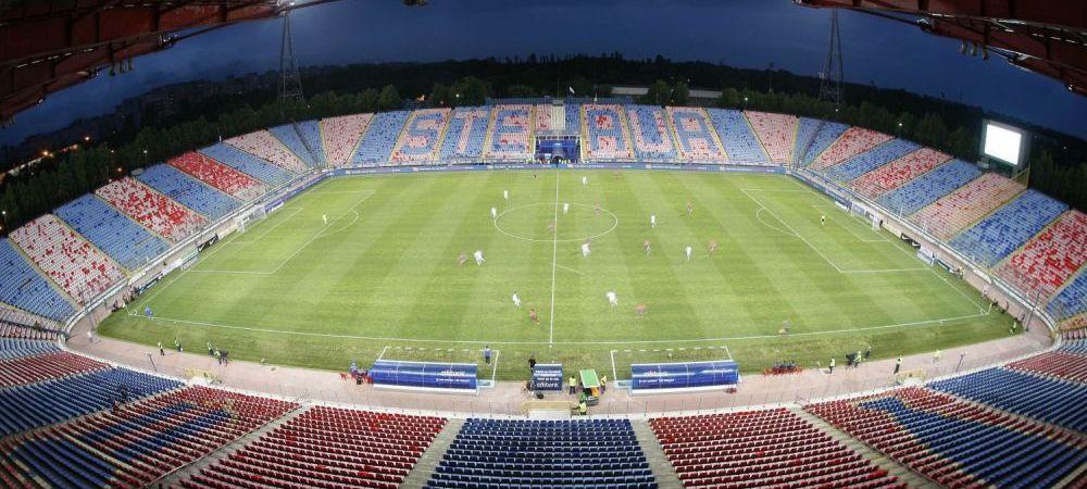 Stadionul Steaua va fi demolat complet!