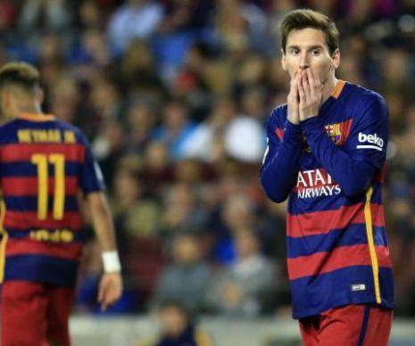 Contract pe viață pentru Messi