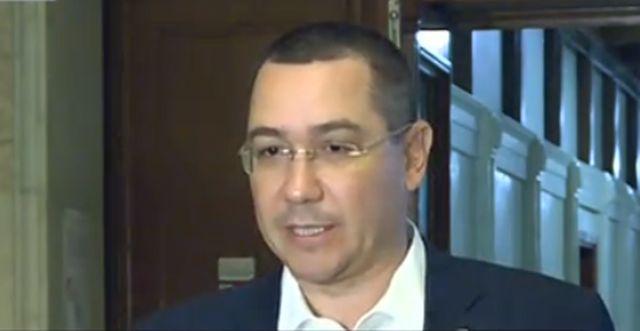 Victor Ponta: Suntem în bucuria nebunilor
