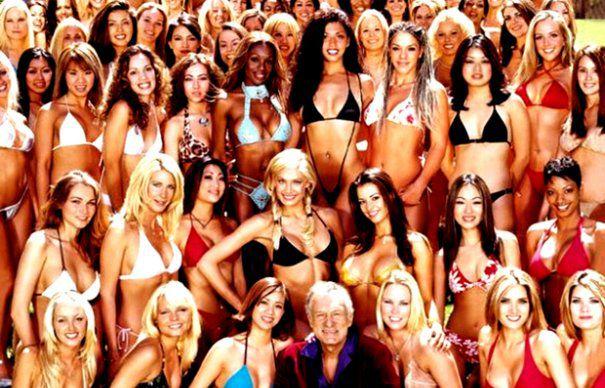 Hugh Hefner, fondatorul revistei Playboy a murit