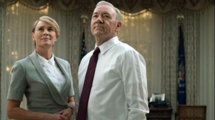 """Decizia bombă luată de Netflix în legătură cu serialul """"House of Cards"""