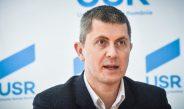 Deputatul USR, Dan Barna, a fost ales preşedinte al partidului