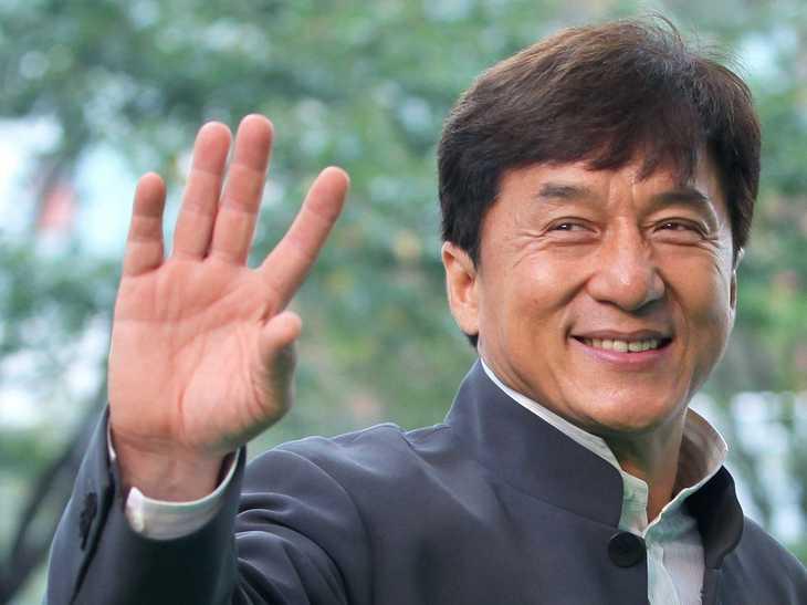 Cum arata fiica secreta a lui Jackie Chan
