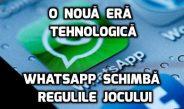 WhatsApp va permite ștergerea unui mesaj