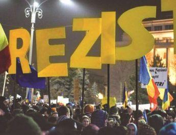 Românii de pretutindeni PROTESTEAZĂ duminică #REZIST