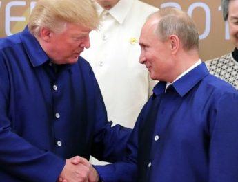 """Trump și Putin s-au """"înțeles să înfrângă ISIS în Siria"""""""