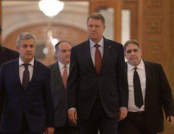 PSD vrea ca Iohannis să semneze ca primarul