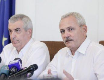 Dragnea şi Tăriceanu au tras cortina de fier între România şi SUA