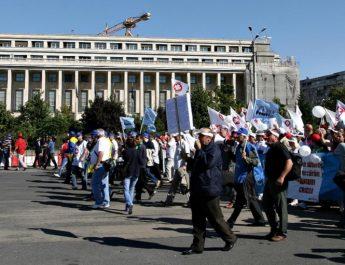 Belea! Sindicatele anunţă grevă generală