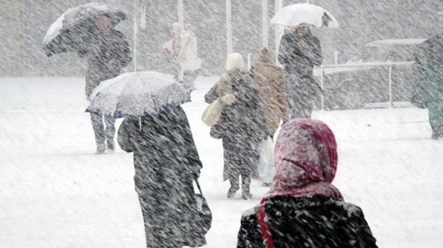 Cand cade prima ninsoare in Romania!