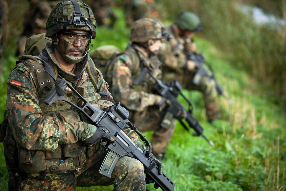 Armata germană se pregăteşte de destrămarea UE.