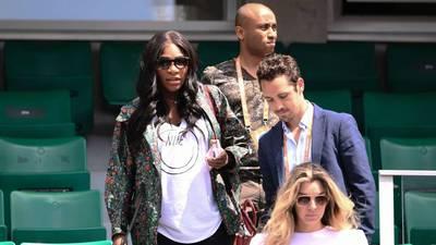 Serena Williams, hărţuită intim chiar în tribune