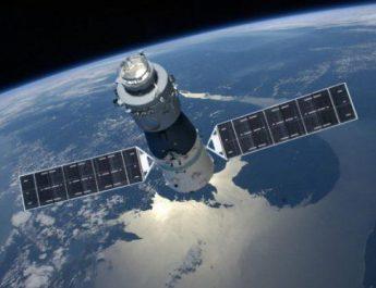 O stație spațială chinezească se va PRĂBUȘI în Europa