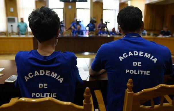 ACADEMIA DE POLIŢIE, note de absolvire masluite