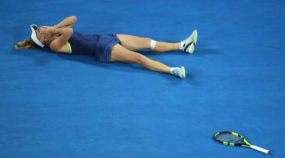 Halep – Wozniacki, finala Australian Open