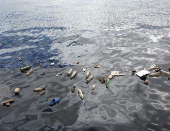 O groapa de gunoi din Pacific, este MULT mai mare decât Franța