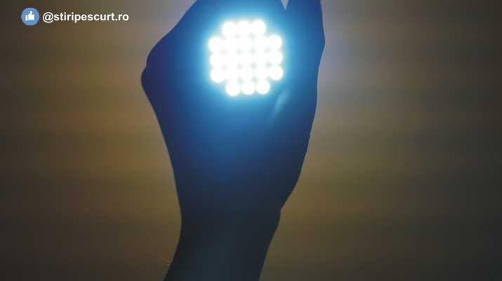 Becuri LED sau becuri economice cu neon?