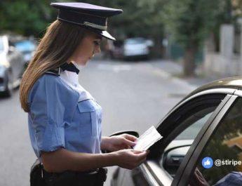 Ştiaţi că în trafic, poliţia vă poate opri şi verifica oricând?