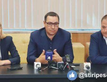 Ponta bate şaua… Pe cine vede el prim ministru în locul lui Dăncilă