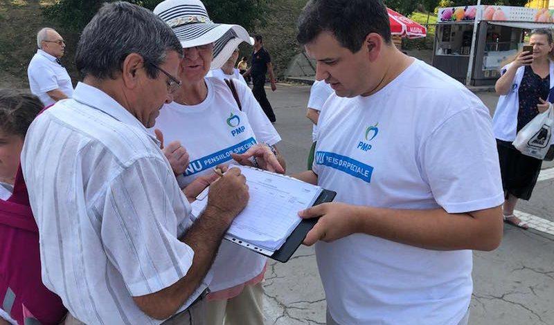 Alegerea primarilor în două tururi. Eugen Tomac anunță câte semnături s-au strâns