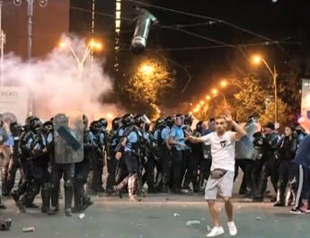 Proteste violente 10 august: 192 de plângeri împotriva jandarmilor