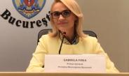 Gabriela Firea, acuzații spionaj: Carmen Dan foloseşte Serviciul Secret al Ministerului de Interne