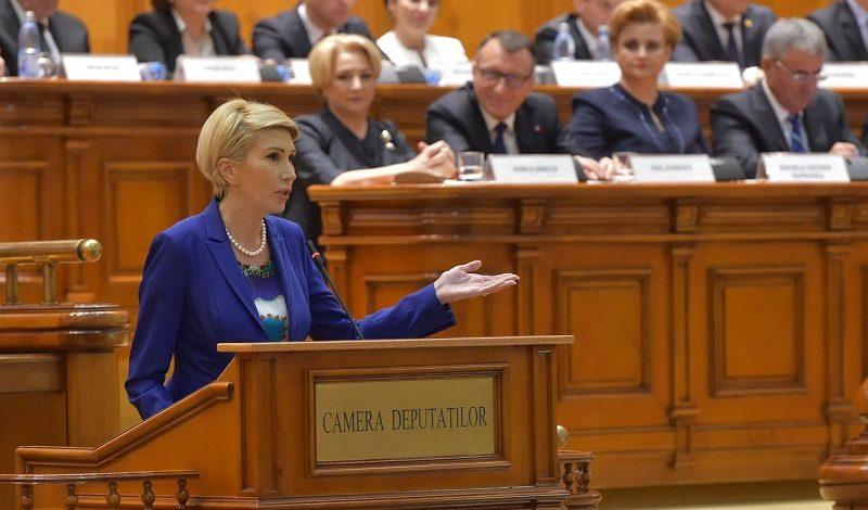 Turcan: Bugetul a fost adoptat, dar nu ne aşteptăm la vreo schimbare majoră pentru români