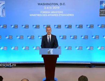 NATO  70 de ani – Jens Stoltenberg discurs în Congresul Statelor Unite