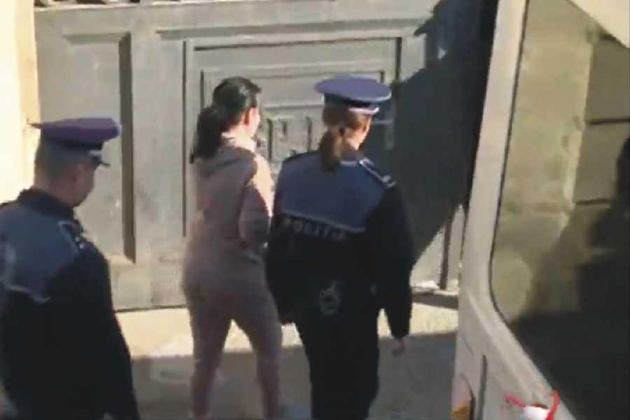 Sorina liberă nu mai este arestată preventiv. Judecătorii au decis