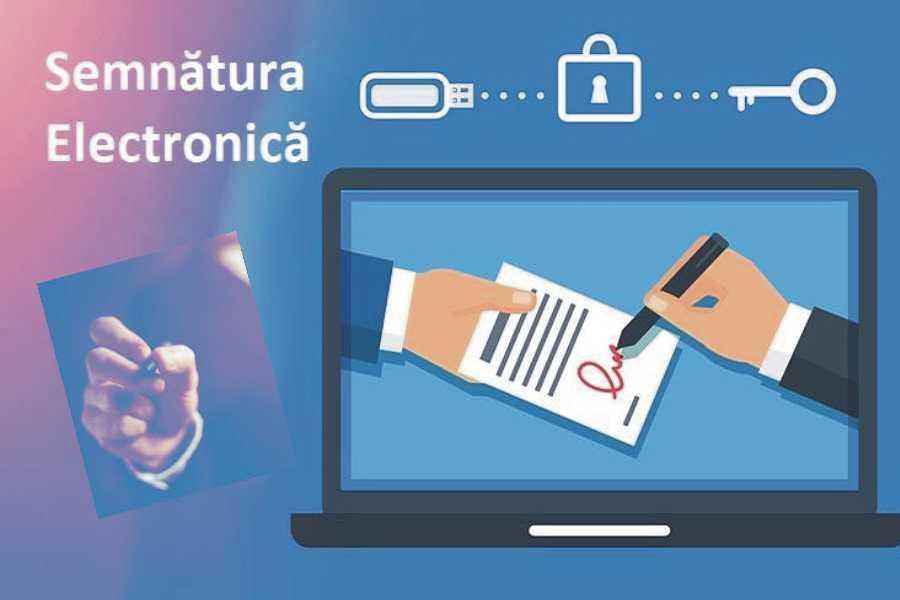 Semnătura electronică, aprobată în OUG pentru orice document