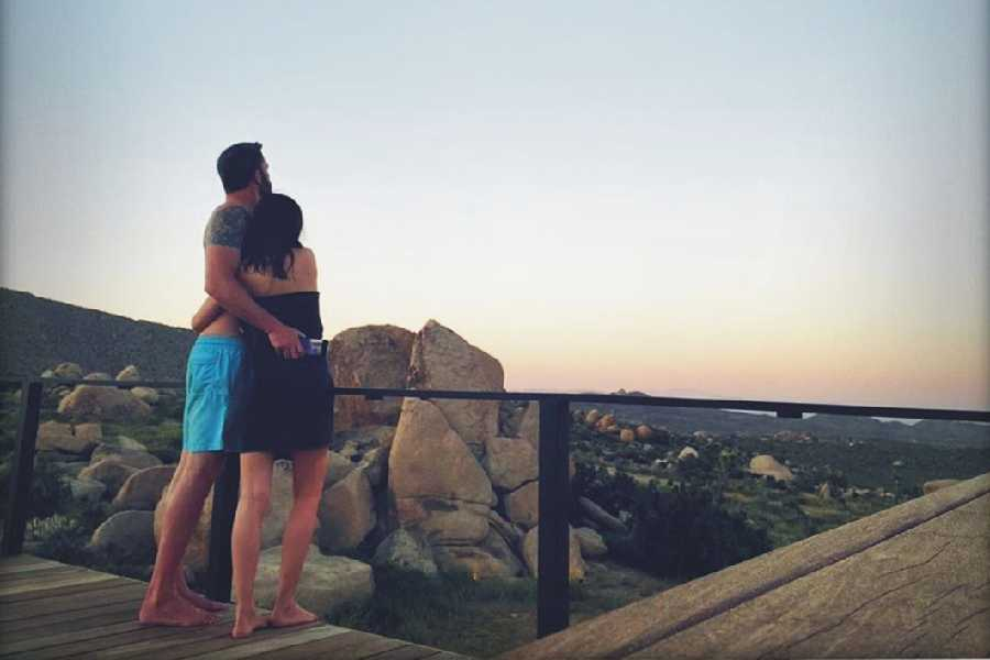 Ana de Armas și Ben Affleck - captura foto Instagram