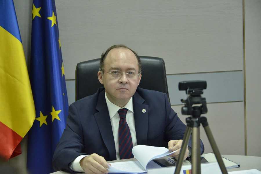 Ministrul Afacerilor Externe Bogdan Aurescu