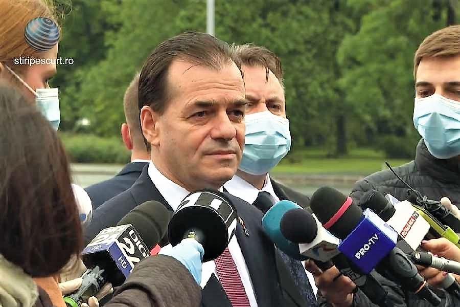 """Premierul Orban, despre decizia CCR de anulare a amenzilor: """"Un îndemn la anarhie. Este în favoarea minorităţii reduse care nu respectă legea"""""""