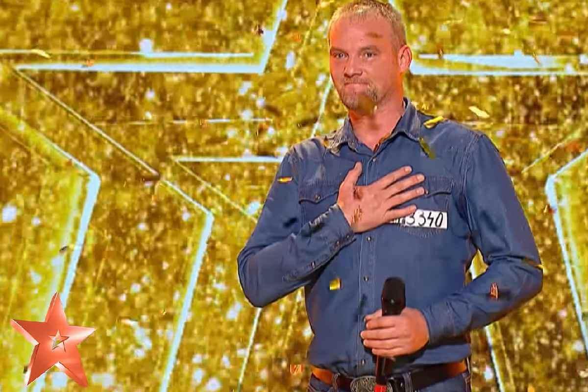 Românii au talent ediția a 10-a - Ce va face cu banii câștigați Radu Palaniță. foto: captură video Pro Tv