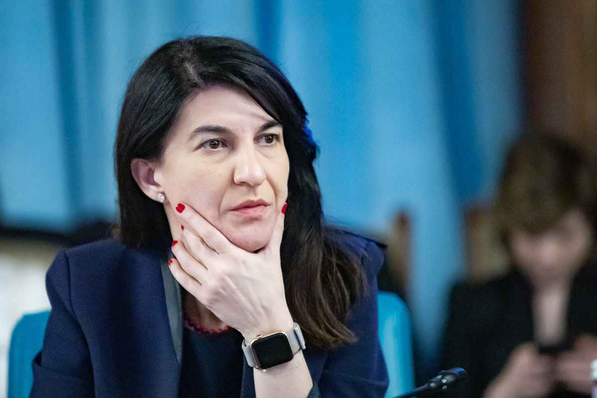 Violeta Alexandru ministru Muncii în Guvernul Orban