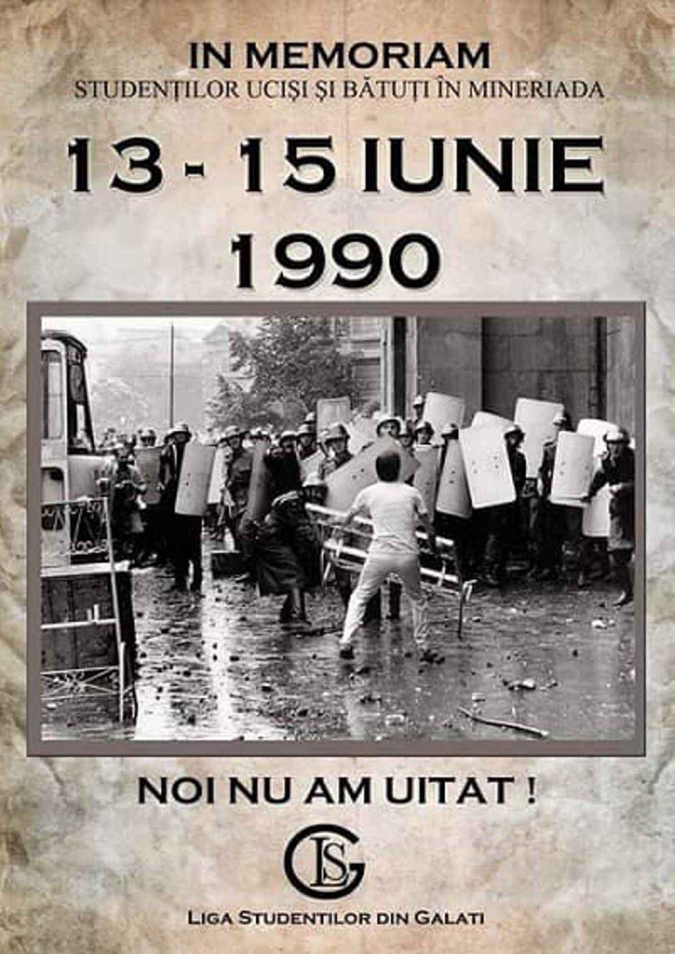 Rareș Bogdan: Azi sunt 30 de ani de când camarila lui Ion Iliescu a încercat să ucidă democrația în fașă, dacă nu au reușit, sigur au multilat-o.