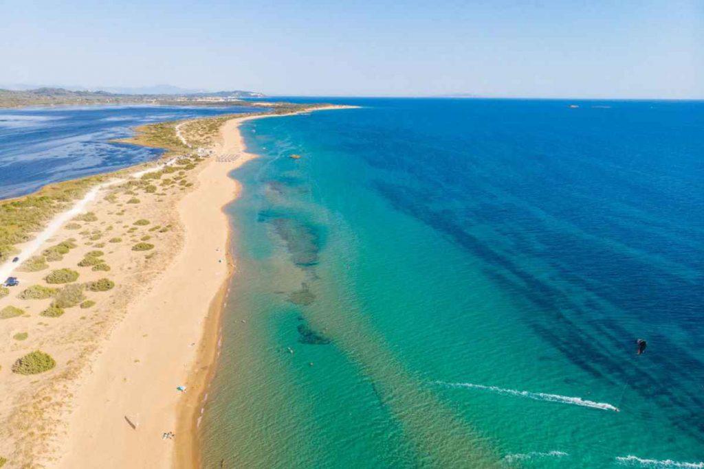 Vacanță 2020 - Cele mai sigure plaje din Europa: Halikounas, Corfu - Greece