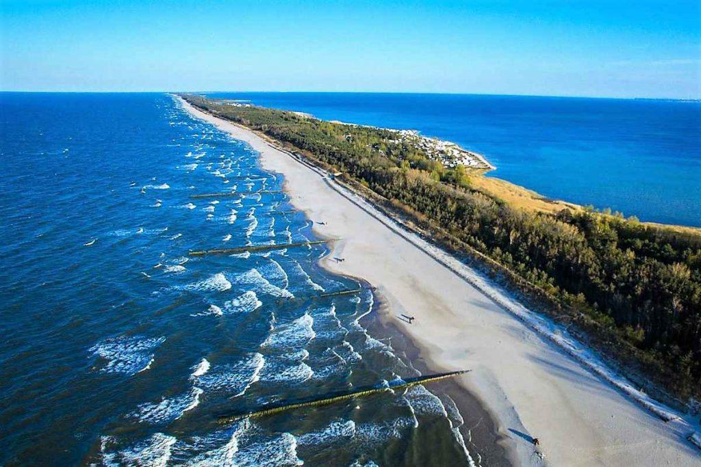 Vacanță 2020 - Cele mai sigure plaje din Europa: Peninsula Hel - Polonia