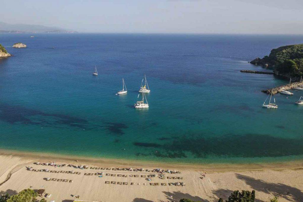 Vacanță 2020 - Cele mai sigure plaje din Europa: Preveza - Grecia
