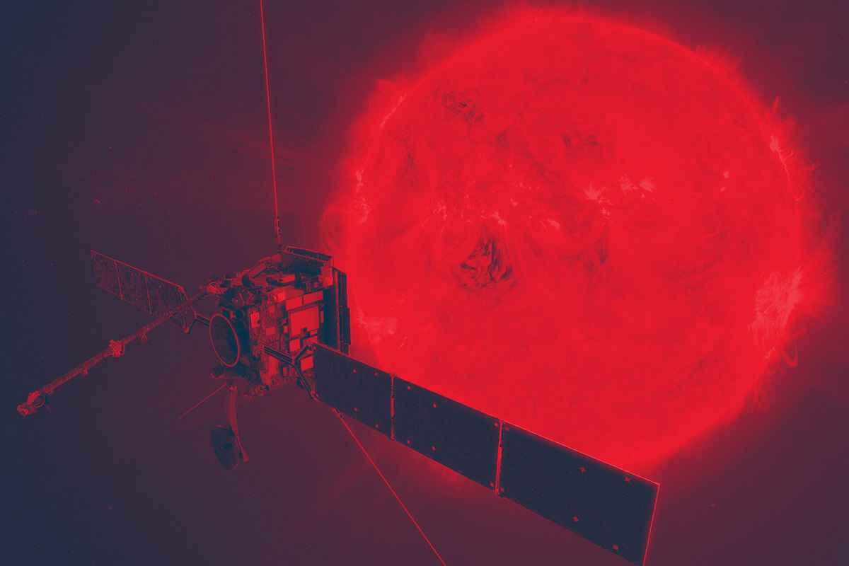 Solar Orbiter: Misiunea solară europeană face prima trecere în apropierea Soarelui