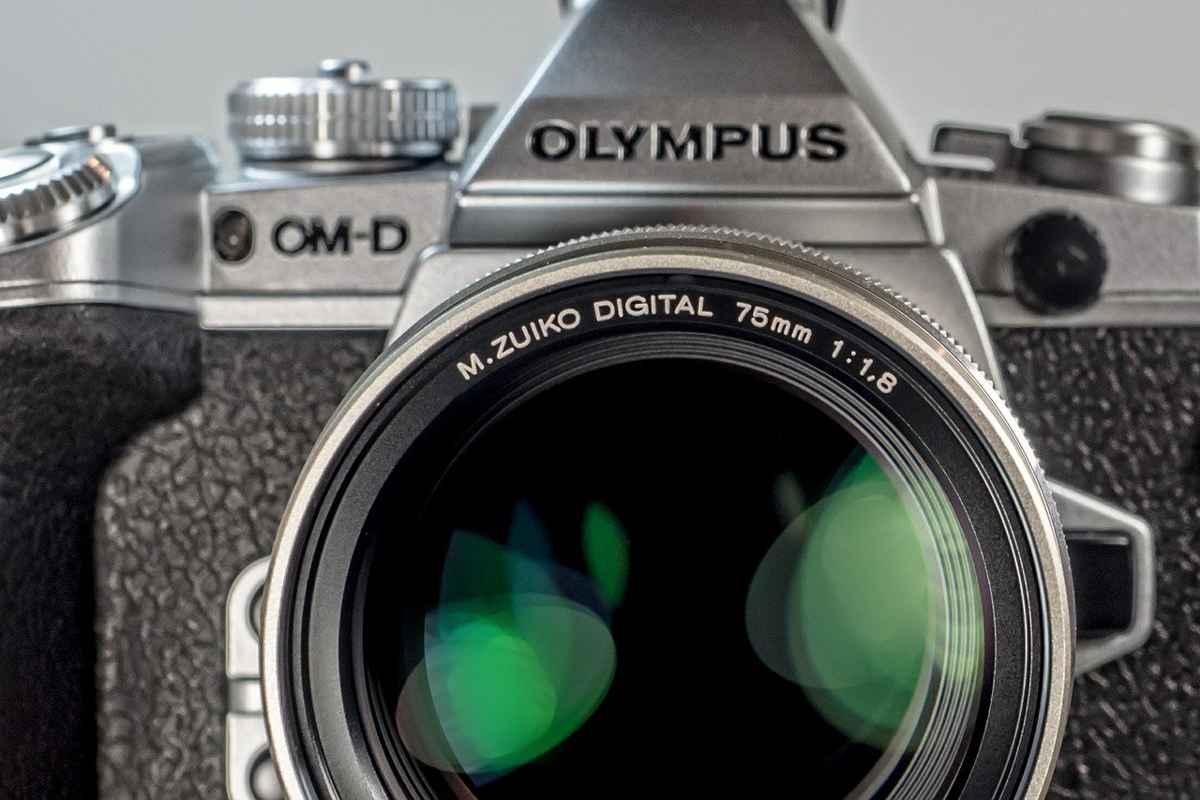 Aparatele foto Olympus dispar