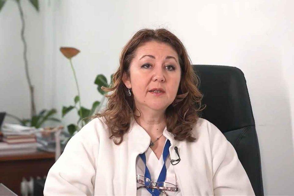 """Medicul Simin Aysel Florescu, director medical al spitalului """"Victor Babeș"""" din București, trage un semnal de alarmă estrem de puternic privind epidemia de coronavirus."""