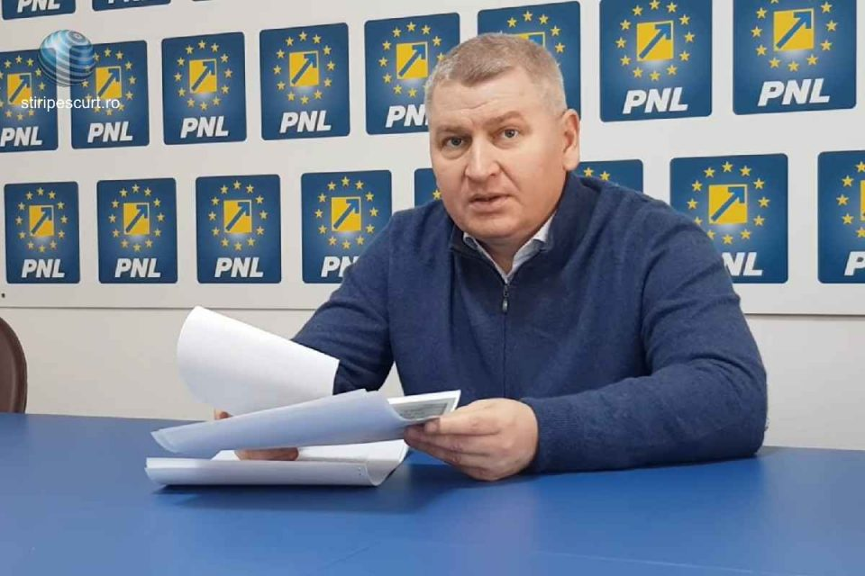 Florin Roman, deputat PNL