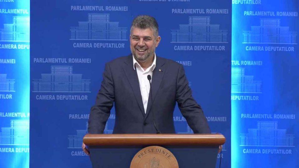"""Marcel Ciolacu anunță când va depune moțiunea de cenzură: """"Este un abuz grosolan"""""""