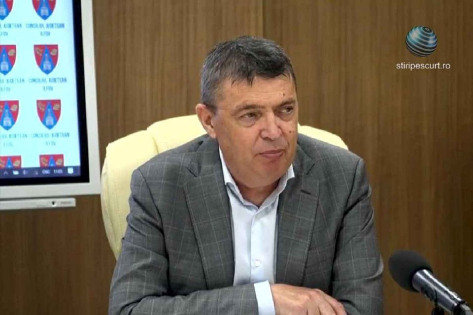 Președintele CJ Ilfov, Marian Petrache