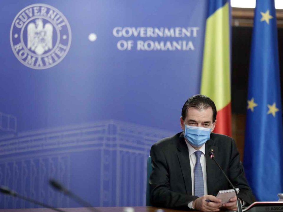 Liudovic Orban a anunțat prelungirea stării de alertă și noi măsuri de relaxare