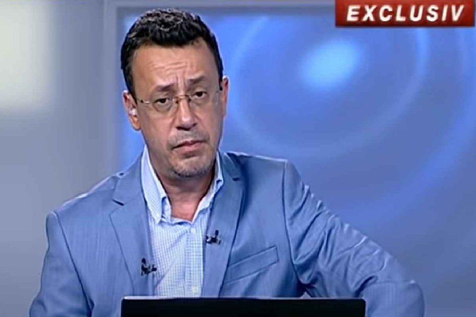 Victor Ciutacu. foto - captură video RTv, Punctul Culminant