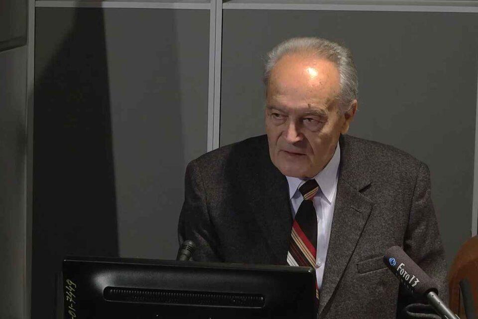 Academicianul dr. Adrian Restian