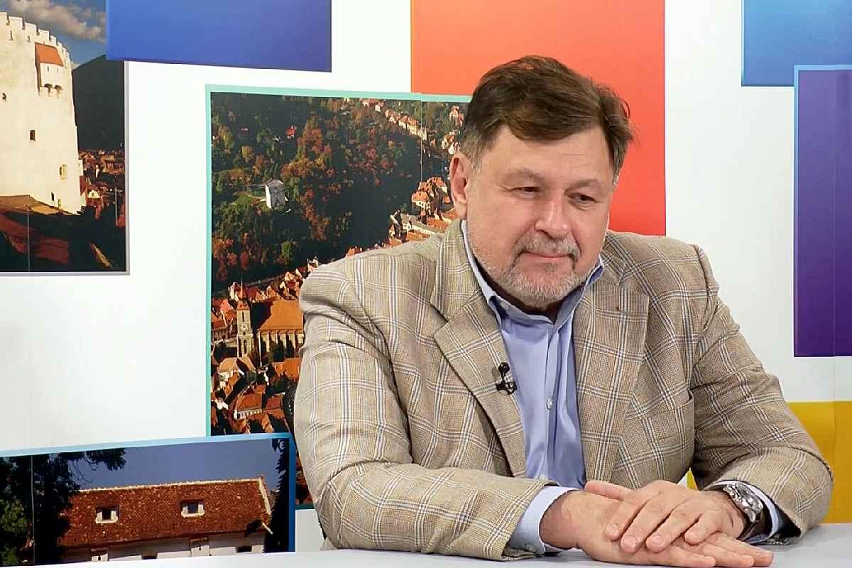 Profesor Alexandru Rafila